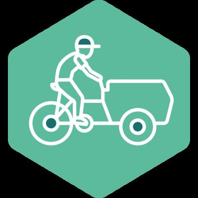 budbee cargo bike