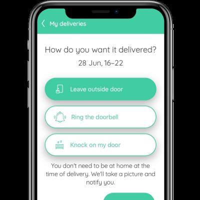 How should we deliver app